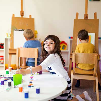 Childcare Como Pre-Kinder-and kinder